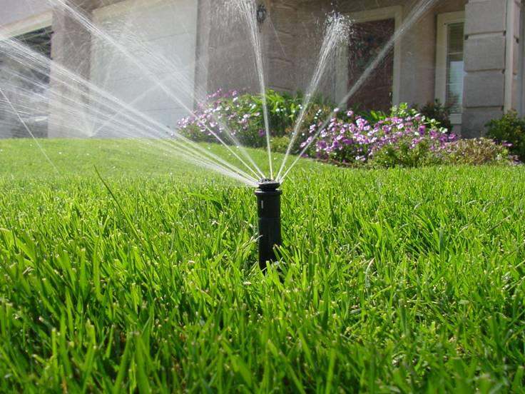 DOES YOUR IRRIGATION SYSTEM KNOW WHEN IT'S RAINING?